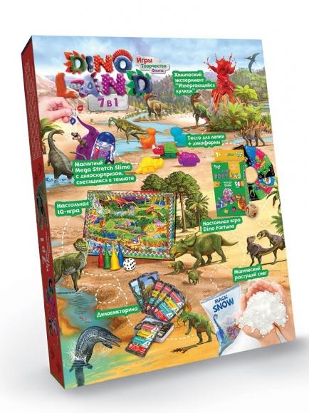 Dino+Land+7%D0%B21.+%D0%97%D0%B5%D0%BC%D0%BB%D1%8F+%D0%B4%D0%B8%D0%BD%D0%BE%D0%B7%D0%B0%D0%B2%D1%80%D0%BE%D0%B2 - фото 2