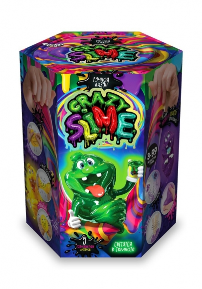 Crazy+Slime - фото 1