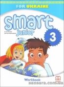 Workbook+Smart+Junior+3.+%28For+Ukraine%29 - фото 1 превью